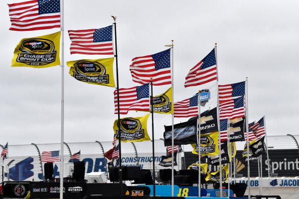 30 September-1 October, 2016, Dover, Delaware USA American flags, atmosphere ?2016, Scott R LePage  LAT Photo USA