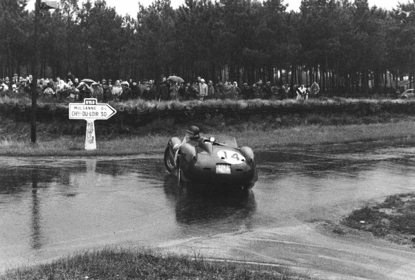 1958 Le Mans 24 hours.