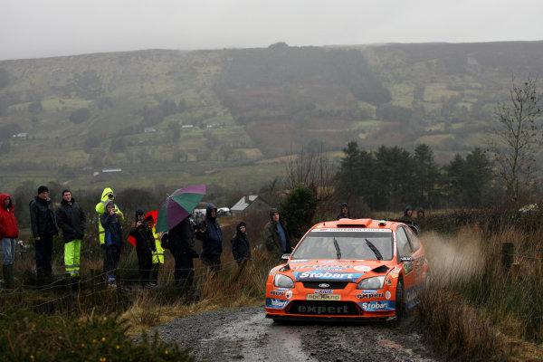 Round 1, Rally Ireland, 29th Jan - 1st Feb 2009, Henning Solberg, Ford, Action, Worldwide Copyright: McKlein/LAT