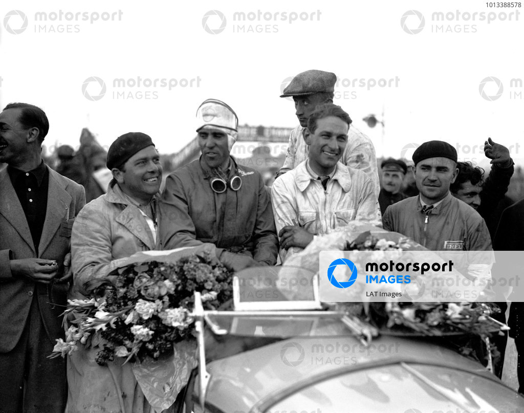 Le Mans, France. 17-18 June 1933.