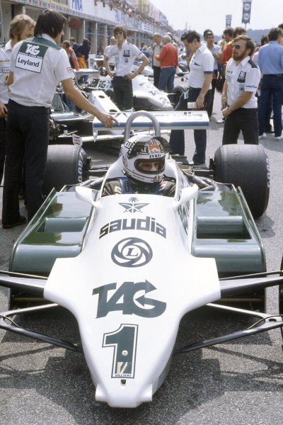 1981 Italian Grand Prix