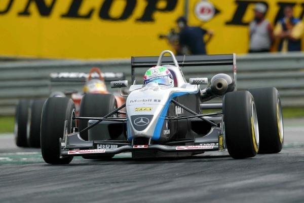 Bruno Spengler (CAN) ASM F3 Dallara Mercedes.F3 Euro Series, Rd13 & Rd14, A1-Ring, Austria, 6 September 2003.DIGITAL IMAGE