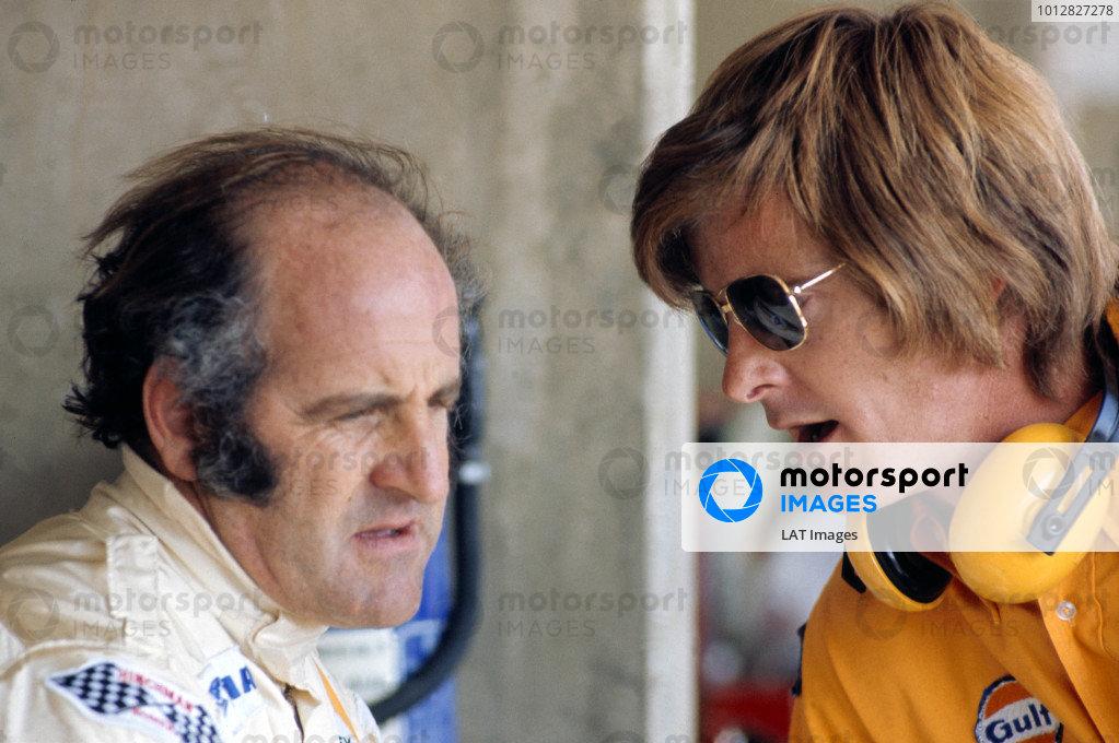 1973 Austrian Grand Prix.