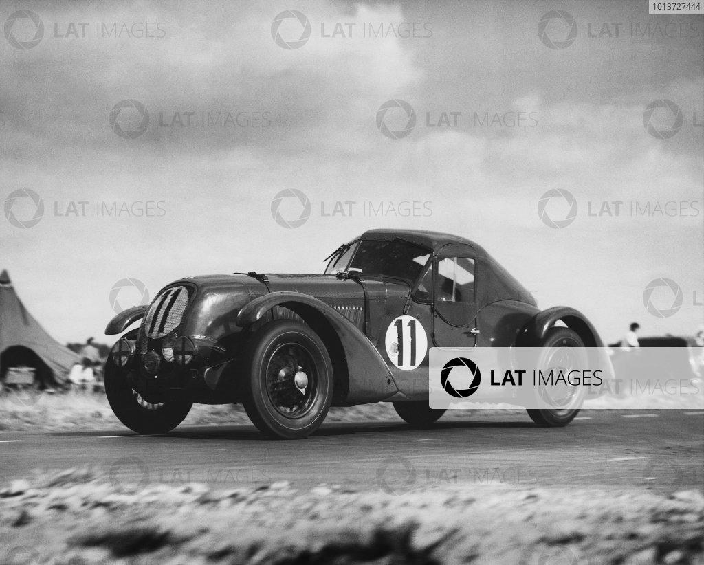 1950 Le Mans 24 hours.