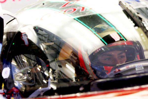 2016 FIA World Endurance Championship Rookie Test, Bahrain International Circuit, 20th November 2016, Felipe Derani (BRA) Toyota World Copyright. Jakob Ebrey/LAT Photographic