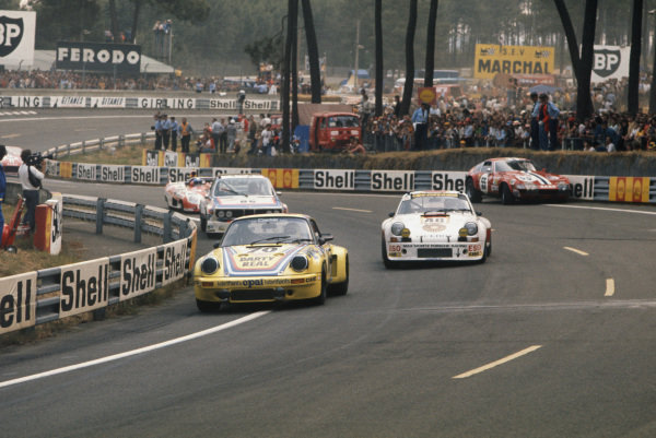 Le Mans, France. 15-16 June 1974.