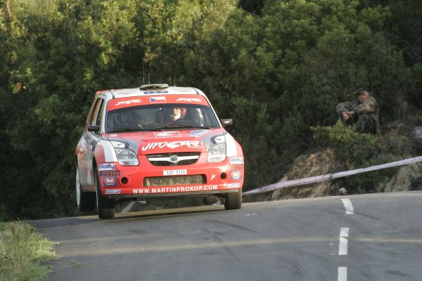 2005 FIA World Rally Championship.Round 14, Tour de Corse - Rallye de France. 20th - 23rd October 2005.xxxWorld Copyright: McKlein/LAT Photographic.ref: Digital Image Only.
