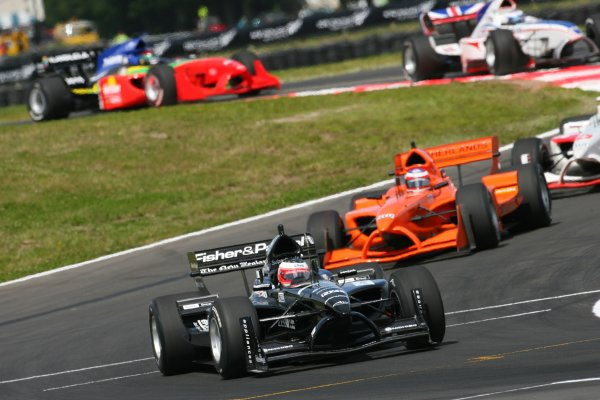 21.01 2007 Taupo, New Zealand, Jonny Reid, Driver of A1Team New Zealand - A1GP World Cup of Motorsport 2006/07, Round 6, Taupo, Sunday Race 1 - Copyright A1GP - Free for editorial usage