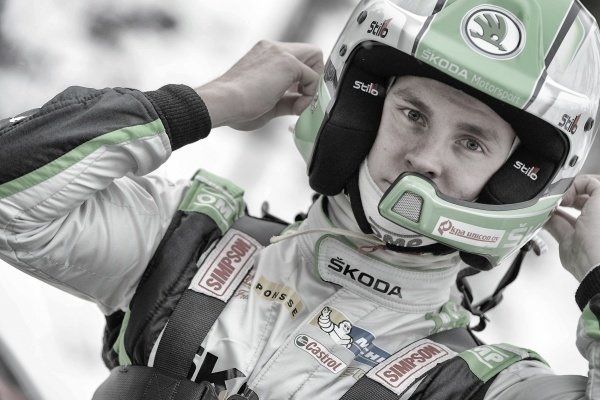 Esapekka Lappi (FIN), Skoda Motorsport WRC2 at World Rally Championship, Rd2, Rally Sweden, Day One, Karlstad, Sweden, 12 February 2016.