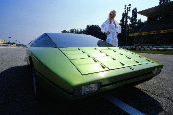 Concept Car, Bertone Lamborghini Bravo, 1974