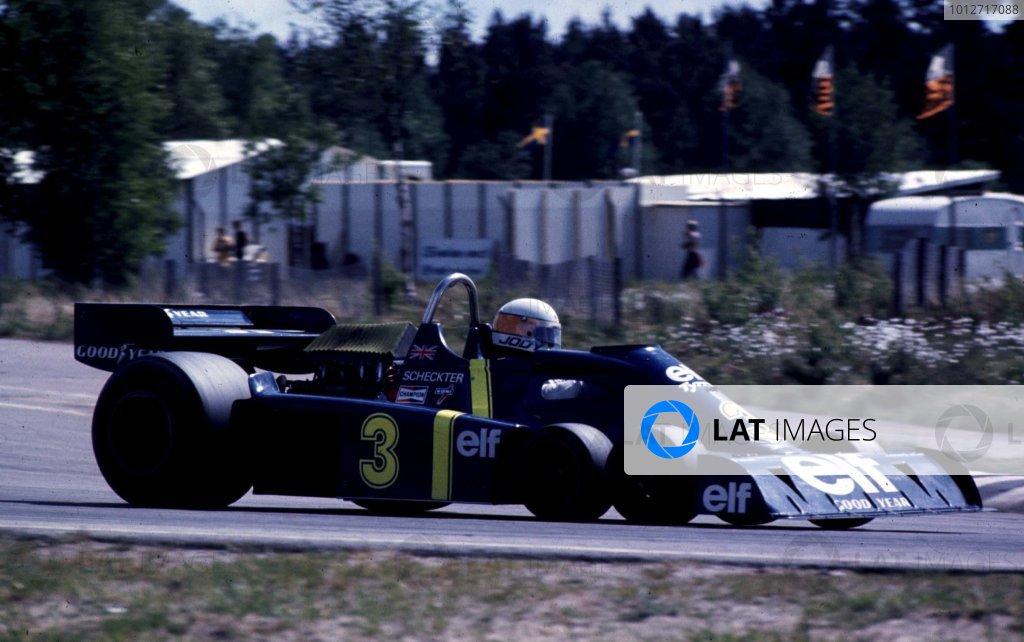1976 Swedish Grand Prix.