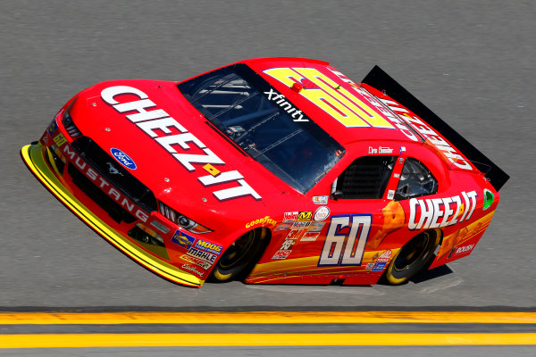 20-21 February, 2015, Daytona Beach, Florida USA Chris Buescher ?2015, Russell LaBounty LAT Photo USA