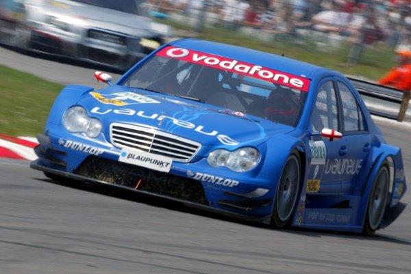 Gary Paffett (GBR) Laureus   DTM Championship, Brands Hatch, England.10th June 2007DIGITAL IMAGE