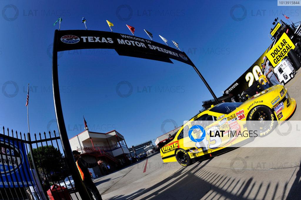 11-12 April, 2013, Fort Worth, Texas USA Reed Sorenson ©2013, Nigel Kinrade LAT Photo USA
