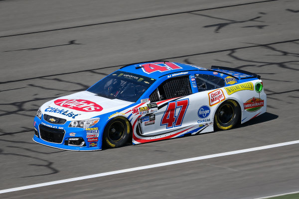 2017 Monster Energy NASCAR Cup Series Auto Club 400 Auto Club Speedway, Fontana, CA USA Friday 24 March 2017 AJ Allmendinger World Copyright: Barry Cantrell/LAT Images