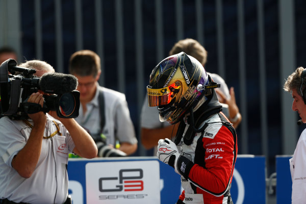 2014 GP3 Series. Round 7.   Autodromo di Monza, Monza, Italy.  Sunday 7 September 2014. Marvin Kirchhofer (GER, ART Grand Prix)  Photo: Sam Bloxham/GP2 Series Media Service. ref: Digital Image _SBL2700