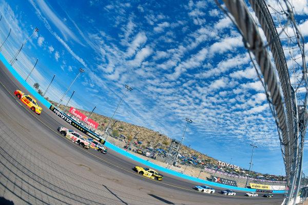Monster Energy NASCAR Cup Series Can-Am 500 Phoenix Raceway, Avondale, AZ USA Sunday 12 November 2017 Joey Logano, Team Penske, Shell Pennzoil Ford Fusion World Copyright: Nigel Kinrade LAT Images