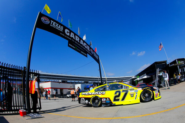 Monster Energy NASCAR Cup Series AAA Texas 500 Texas Motor Speedway Fort Worth, TX USA Saturday 4 November 2017 Paul Menard, Richard Childress Racing, Atlas/Menards Chevrolet SS World Copyright: Russell LaBounty LAT Images