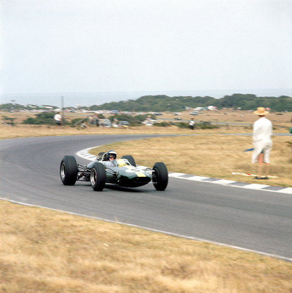 1965 South African Grand Prix.