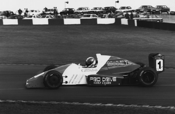 Donington Park, England. 28th April 1991. Rd 2.