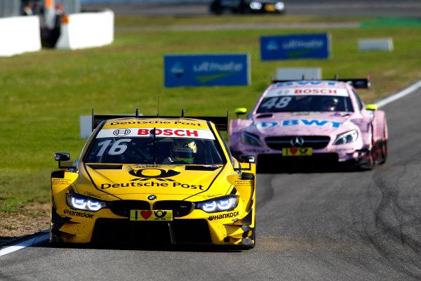 2017 DTM Round 9  Hockenheimring, Germany  Sunday 15 October 2017. Timo Glock, BMW Team RMG, BMW M4 DTM  World Copyright: Alexander Trienitz/LAT Images ref: Digital Image 2017-DTM-HH2-AT3-2173
