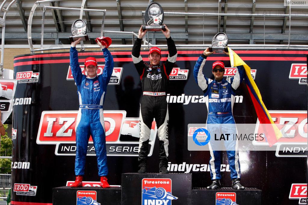 2010 Indy Lights Toronto