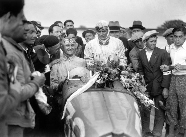 1931 French Grand Prix.