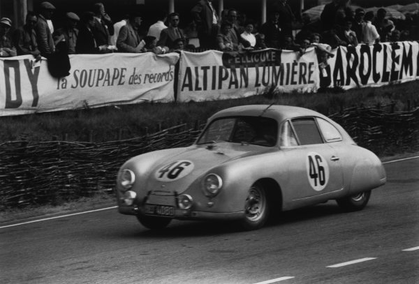 Le Mans, France. 13 - 14 June 1953.