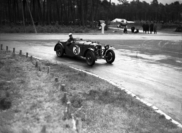 Le Mans, France. 19th June 1938.