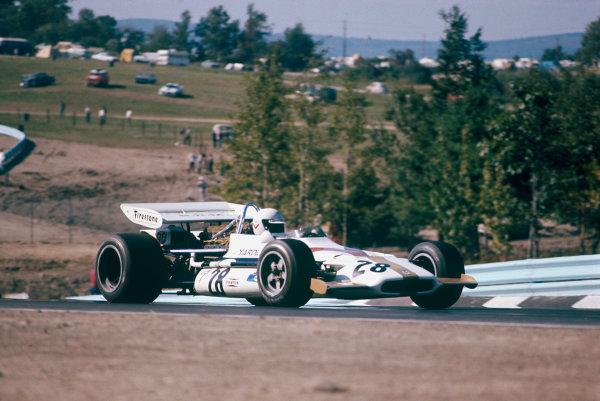 1971 United States Grand Prix.  Watkins Glen, New York, USA. 1st-3rd October 1971.  John Cannon, BRM P153.  Ref: 71USA20. World Copyright: LAT Photographic