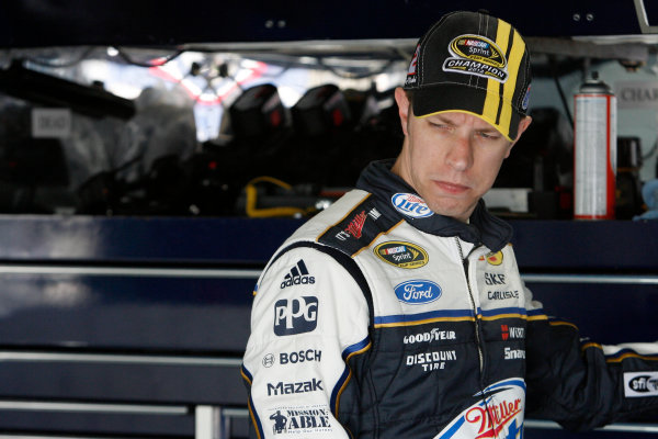 11-12 December 2012, Concord, North Carolina, USA Brad Keselowski.(c)2012, LAT South LAT Photo USA. .