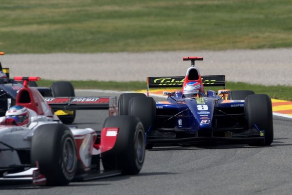 2006 GP2 Series. Round 1.