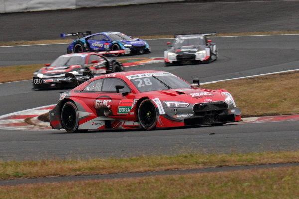 Super GT - DTM Dream Race. Loïc Duval, Audi Sport Team  Phoenix, Audi RS5 Turbo DTM, 3rd in race two