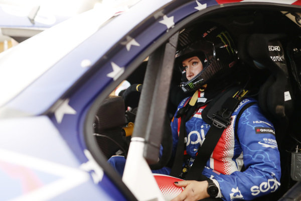 Sara Price (USA), Segi TV Chip Ganassi Racing
