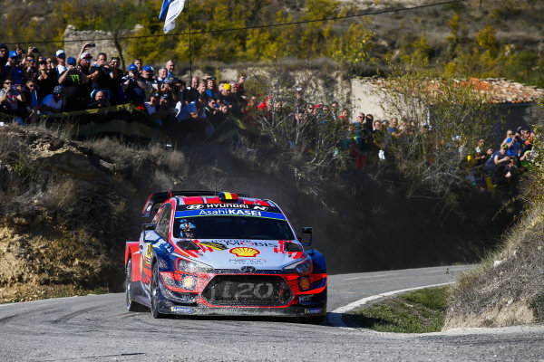 Thierry Neuville (BEL), Hyundai World Rally Team, Hyundai i20 Coupe WRC 2019