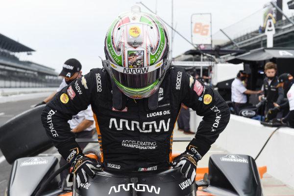 #5: Pato OWard, Arrow McLaren SP Chevrolet