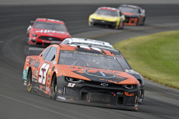 #53: Josh Bilicki, Rick Ware Racing, Chevrolet Camaro TOKEN 4 TOKEN