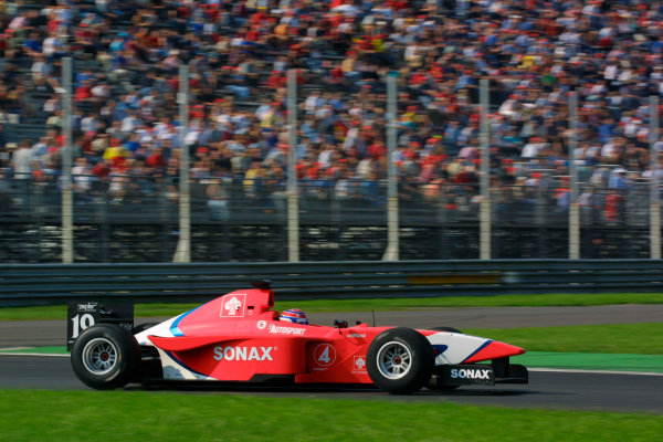 2002 International F3000 - RaceMonza, Italy. 14th September 2002World Copyright - LAT Photographicref: digital file only