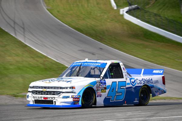 #45: Ross Chastain, Niece Motorsports, Chevrolet Silverado CarShield