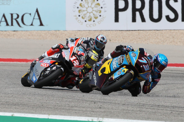 Alex Marquez, Marc VDS Racing, Thomas Luthi, Intact GP