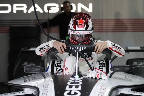 Maximilian Günther (DEU), Dragon Racing, Penske EV-3