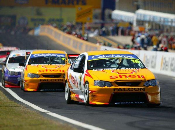 2003 Australian V8 SupercarsBathurst 1000kms, Bathurst, Australia. 12th October 2003.David Brabham.World Copyright: Mark Horsburgh/ LAT Photographic