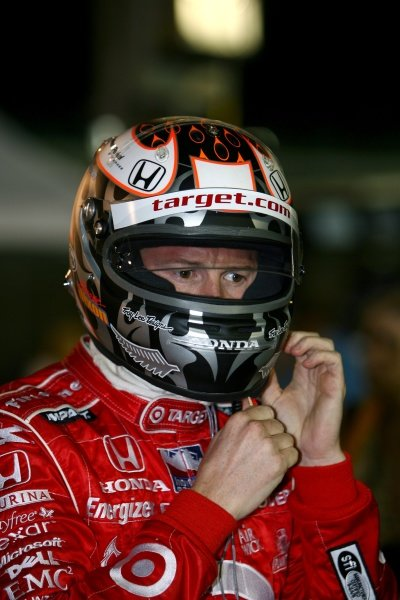 Scott Dixon (NZL), Target Ganassi Racing.IRL IndyCar Series, Rd1, XM Satellite Indy 300, Homestead-Miami Speedway, Homestead, FLorida, USA. 23-25 March 2007.DIGITAL IMAGE