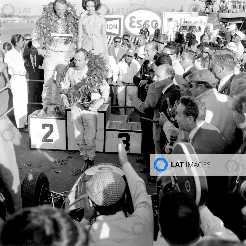 1964 Mexican Grand Prix.
