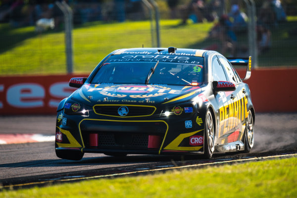 2017 Supercars Championship Round 7.  Townsville 400, Reid Park, Townsville, Queensland, Australia. Friday 7th July to Sunday 9th July 2017. David Reynolds drives the #9 Erebus Motorsport Penrith Racing Holden Commodore VF. World Copyright: Daniel Kalisz/ LAT Images Ref: Digital Image 070717_VASCR7_DKIMG_2176.jpg