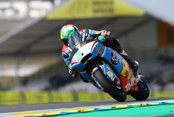 2017 Moto2 Championship - Round 5 Le Mans, France Friday 19 May 2017 Franco Morbidelli, Marc VDS World Copyright: Gold & Goose Photography/LAT Images ref: Digital Image 670540