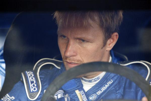 Round 09Neste Oli Rally Finland 200831/7-3/8  2008Petter Solberg, Subaru WRC, Portrait