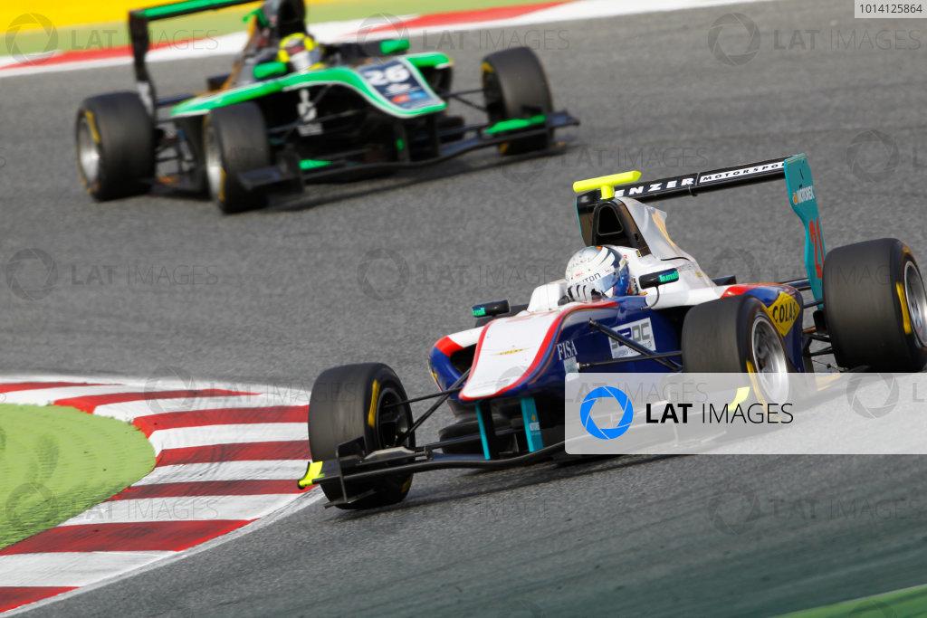 GP3 Series: Catalunya, Spain