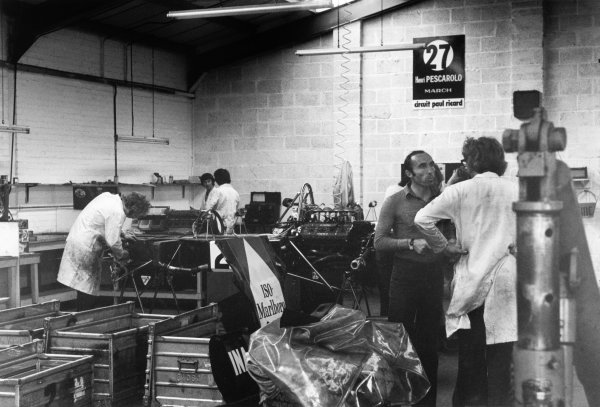 Slough, Berkshire, UK. 1973
