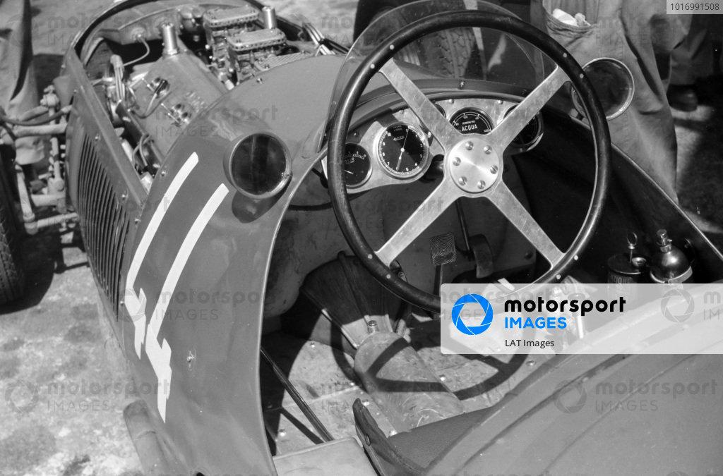 Franco Rol's OSCA 4500G Osca.